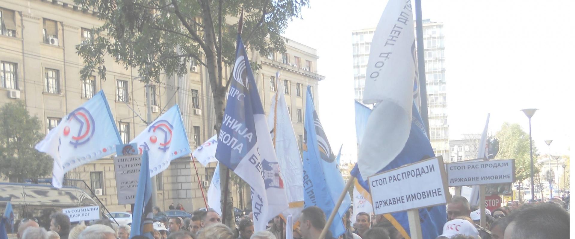 KSS protest